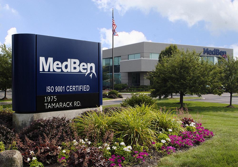 MedBen building