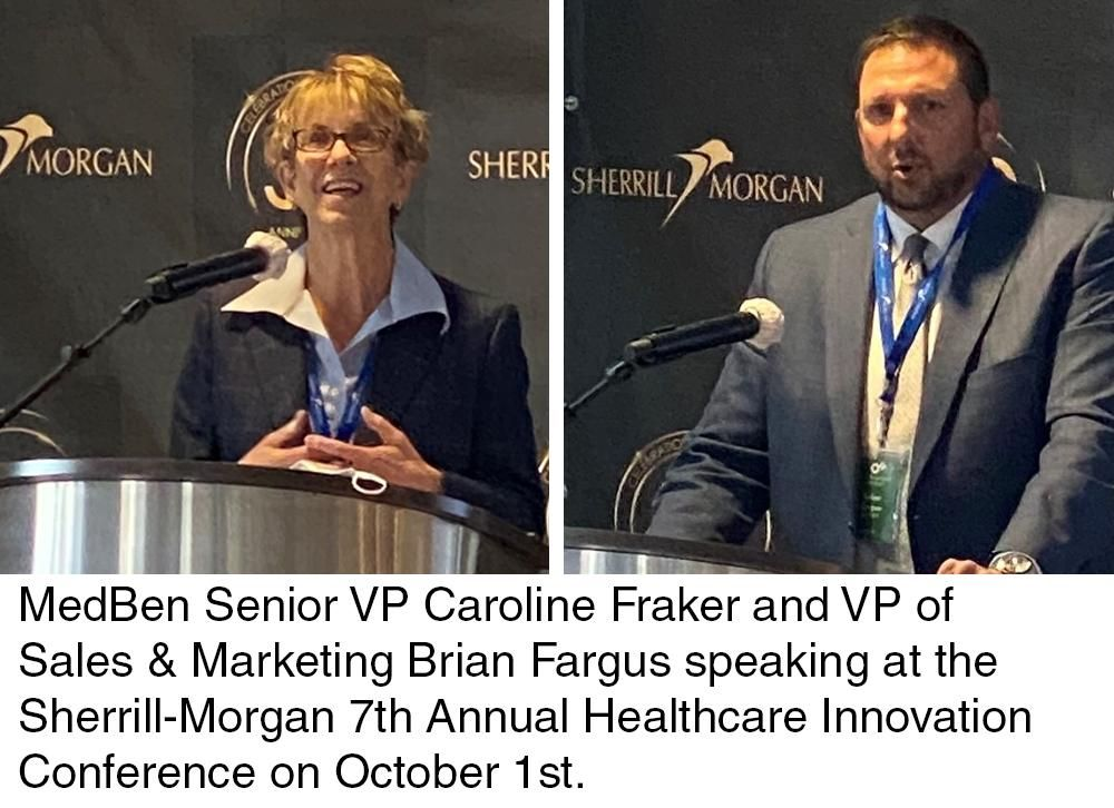 Fraker & Fargus at Conference